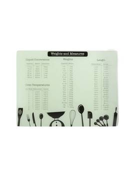 Creative Tops Weights And Measures Work Top Saver by Argos