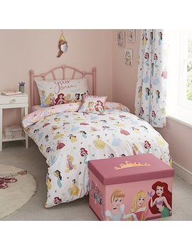 Disney Princess Duvet Cover And Pillowcase Set by Dunelm