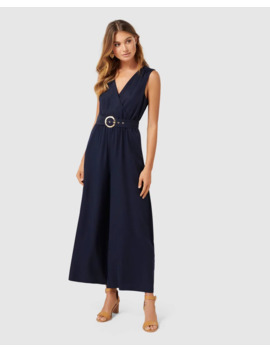 Ashley Wide Leg Jumpsuit by Forever New