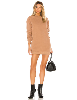 Jenn Sweatshirt In Nude by Lovers + Friends