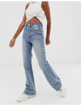 Signature 8 Relaxed Full Length Jeans by Signature 8