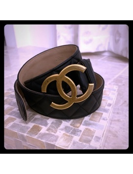 Brand New Authentic Chanel Classic Belt by Champion