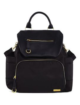 Skip Hop Chelsea Downtown Chic Backpack   Black by Skip Hop