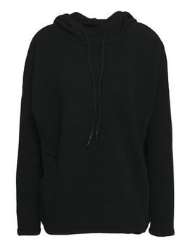 Jersey Hooded Sweatshirt by Templa