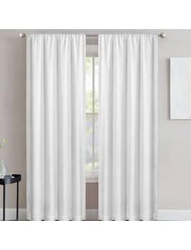 Freemansburg Room Darkening Thermal Rod Pocket Single Curtain Panel by Three Posts