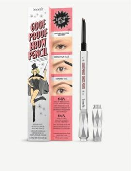 Goof Proof Brow Deal Eyebrow Pencil Mini by Benefit