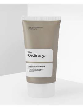 Salicylic Acid 2 Percents Masque by The Ordinary
