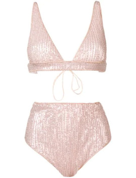Sequinned Bikini by Oseree