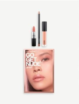 Go Get Nude Lip Kit by Mac
