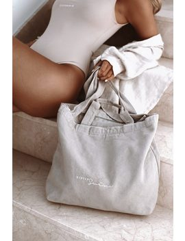 """Sisterswim"" Beach Bag by Sisters And Seekers"