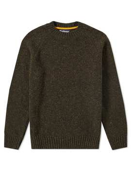 Barbour Netherton Crew Knit by Barbour