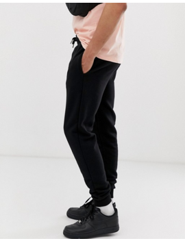 River Island Joggers In Black by River Island