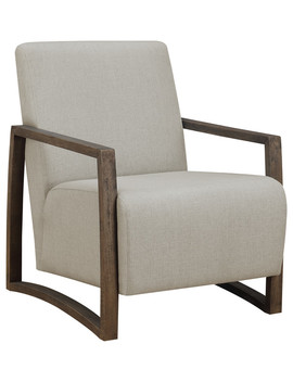 Picket House Furnishings Maverick Accent Chair, Linen by Picket House