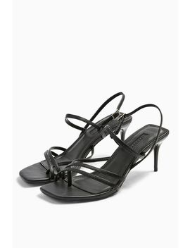 Nicole Strap Sandals by Topshop