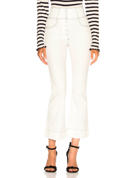 Ellis High Rise Jean by Ulla Johnson