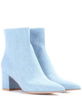 Piper 60 Ankle Boots by Gianvito Rossi