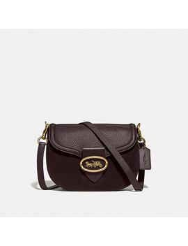 Kat Saddle Bag by Coach