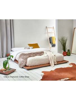 Low Modern Wooden Bed Frame By Get Laid Beds by Etsy