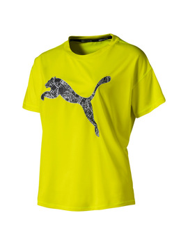 Camiseta De Mujer Last Lap Logo Puma by Puma