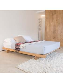 Low Fuji Attic Platform Wooden Bed Frame By Get Laid Beds by Etsy