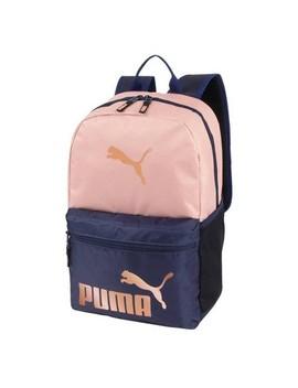 "Puma 18.5"" #1 Backpack   Peach/Navy by Peach/Navy"
