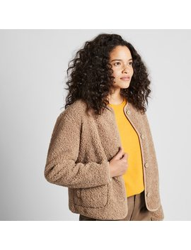 Cardigan Polaire Femme by Uniqlo