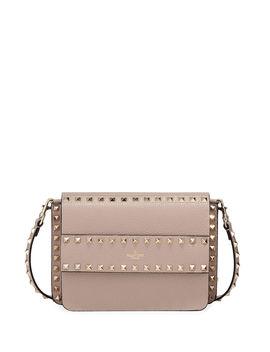 Rockstud Small Leather Shoulder Bag by Valentino Garavani
