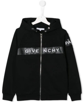 Teen Kapuzenpullover Mit Logo by Givenchy Kids