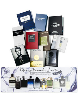 11 Pc. Fragrance Discovery Set For Him by General