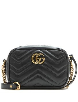 bolso-gg-marmont-mini-de-piel by gucci