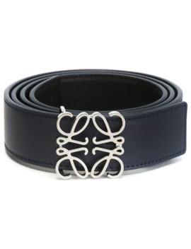 Anagram Buckle Belt by Loewe