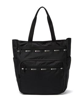 Monroe Nylon Tote Bag by Le Sportsac