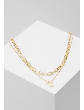 Necklace Hana 2 Pack   Halskette   Gold by Pilgrim