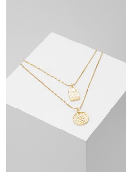 Necklace Valkyria 2 Pack   Halskette   Gold by Pilgrim