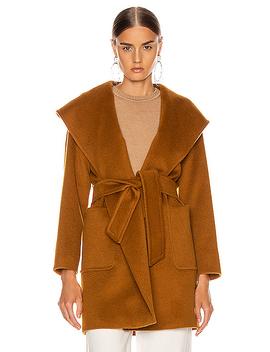 Rialto Coat by Max Mara