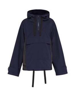 Hooded Cotton Jacket by Acne Studios