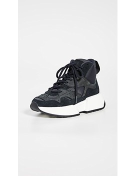 High Top Trainers by Mm6 Maison Margiela