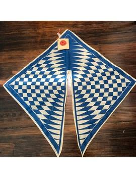 Nwt 1970's Vera Neumann Wing Tip Geometric ScarfNwt by Vera Neumann