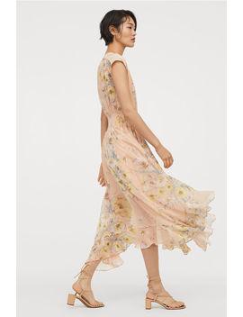 Šaty SOzdobným Riasením by H&M