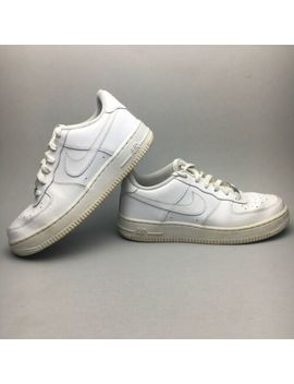 Nike Air Force 1 Low White/White 314192 117 Size 5.5 Y & 7 Womens by Nike