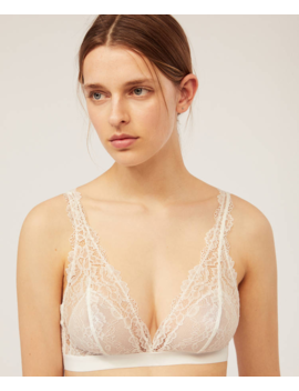 Soutien Gorge Triangle Essential Lace by Oysho