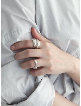 Flow Open Ring by Mccoii