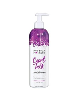 Not Your Mother's Curl Talk 3 In 1 Conditioner   12 Fl Oz by In