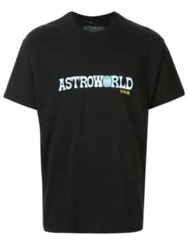 'astroworld Tour' T Shirt by Travis Scott Astroworld