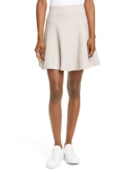 Pleated Miniskirt by Club Monaco
