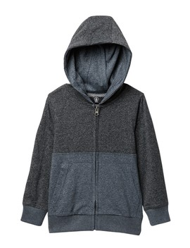 Wowzer Colorblock Hoodie (Toddler & Little Boys) by Volcom