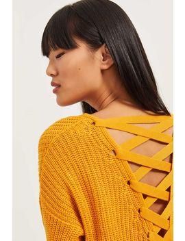 Braided Back Sweater by Ardene