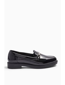 Logan Pu Loafers by Topshop