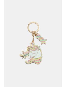 Unicorn Keychain by Ardene