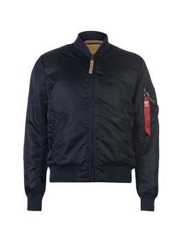 Alpha Padded Ma1 Flight Bomber Jacket by Alpha Industries